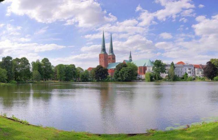 Kunststad Lübeck - De Koningin van de Hanze