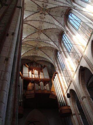 Orgel St. Marien Kirche (c E. Ruis)