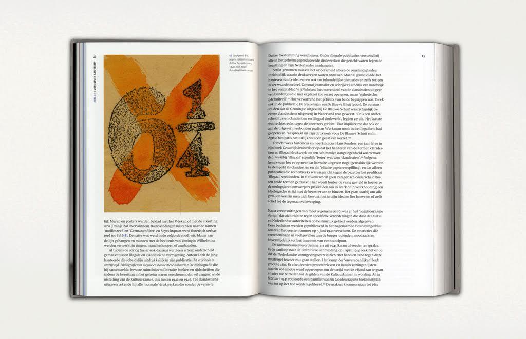 Pagina uit het boek