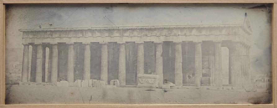 Parthenon - Joseph-Philibert Girault (Christie's)