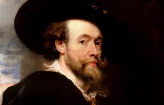 Zelfportret van Peter Paul Rubens