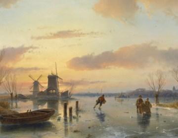 Echte winters - Teylers Museum