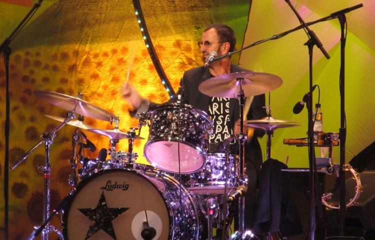 Ringo Starr in 2011 (cc - Jean Fortunet)