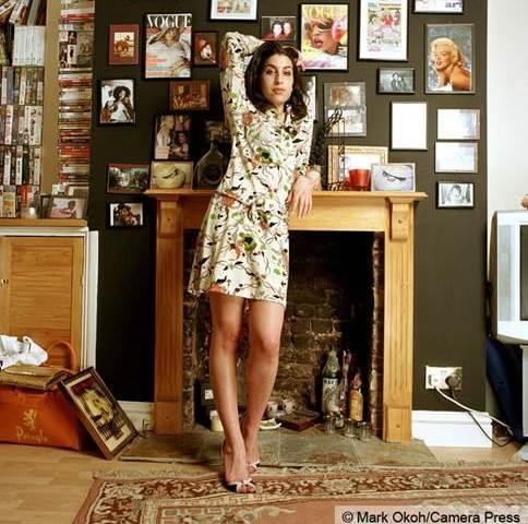 Amy Winehouse © MARK OKOH, CAMERA PRESS LONDON