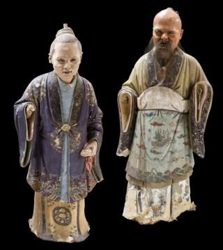 Chinese Knikpoppen dankzij publiek gerestaureerd