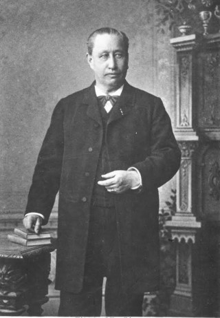 Hendrik Christiaan van Houven van Oordt