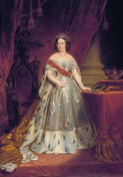 Koningin Anna Paulowna door Nicaise De Keyser, 1849