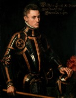 Willem van Oranje geschilderd door Anthonie Mor omstreeks 1554