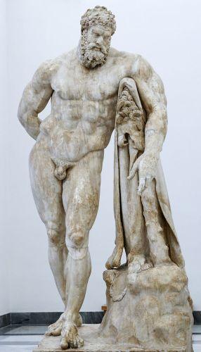 Farnese Hercules - cc