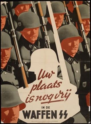 Uw plaats is nog vrij... in de Waffen SS (Geheugen van Nederland)