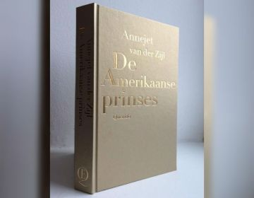 Gouden boek voor De Amerikaanse Prinses