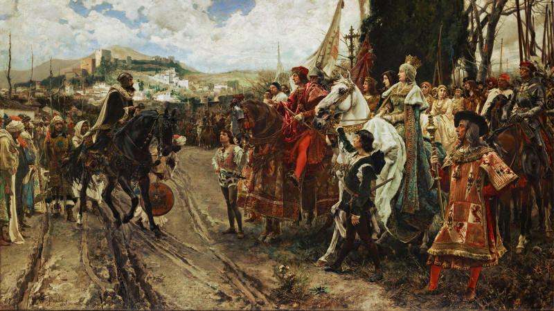 Overgave van Granada 1492