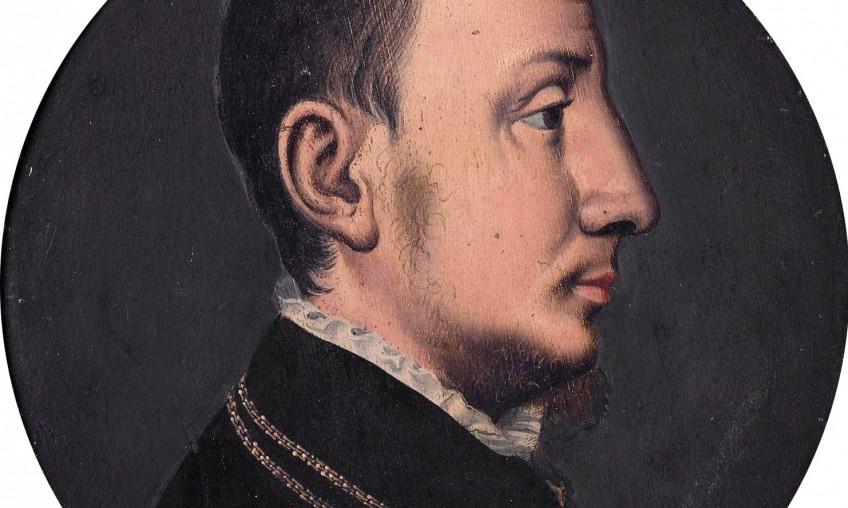 René de Châlon door Jan van Scorel