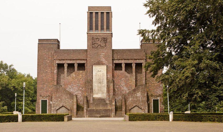 Belgenmonument in Amersfoort - cc