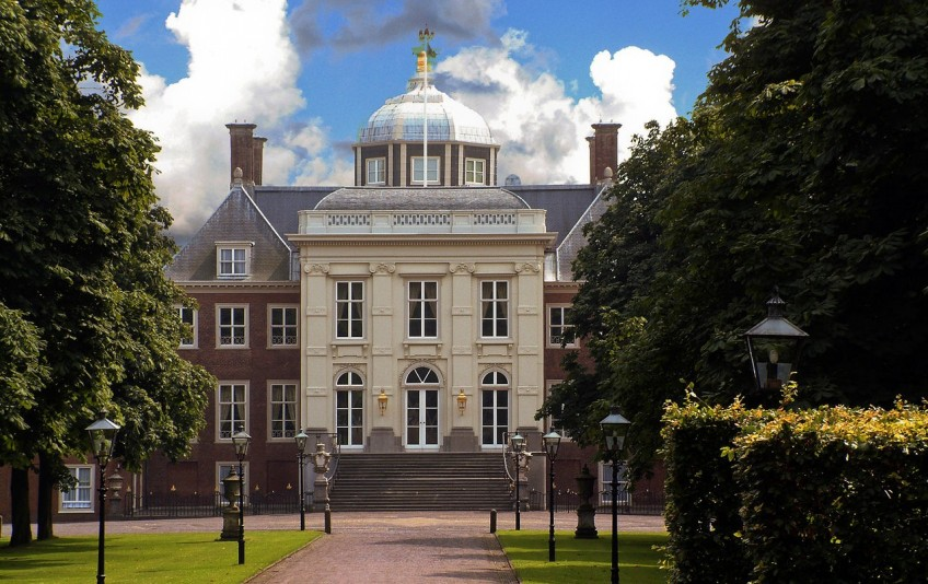 Huis ten Bosch in Den Haah - cc