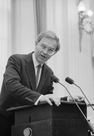 Minister Onno Ruding (Nationaal Archief - cc)