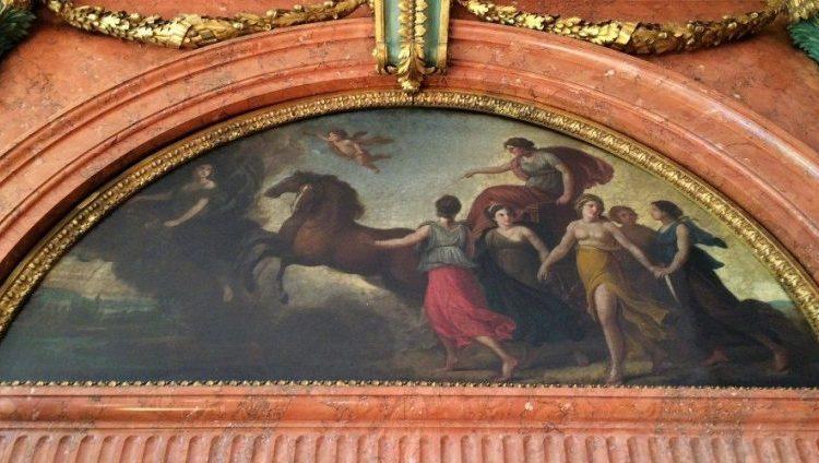 Crowdfunding voor historische schilderingen Huis Barnaart