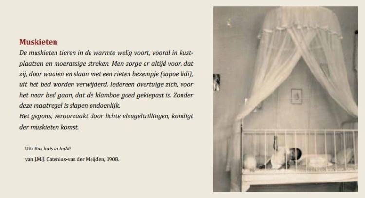 Fragment uit het boek 'Istori Kita'