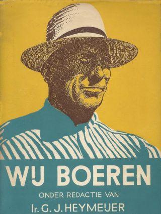 Boekomslag 'Wij Boeren'