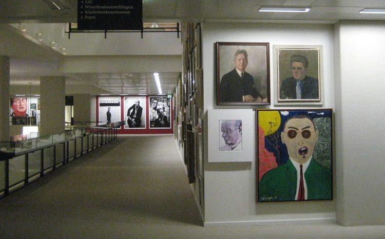 Portrettengalerij van het Letterkundig Museum - cc