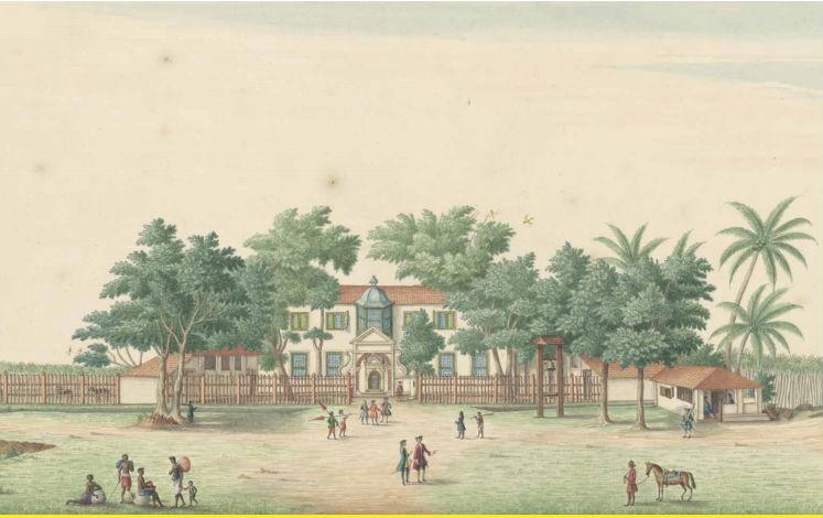 Sri lanka en Nederland sinds 1600