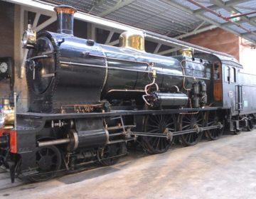 Spoorwegmuseum gaat 72 ton zware locomotief takelen