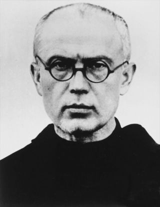 Maximiliaan Kolbe in 1939