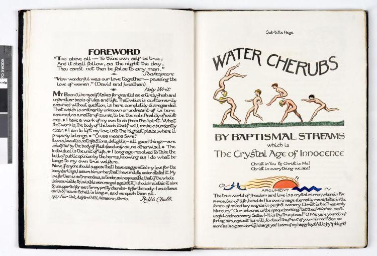 Ralph Chubb, Water Cherubs, 1936