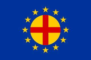 Vlag van de Paneuropese Unie