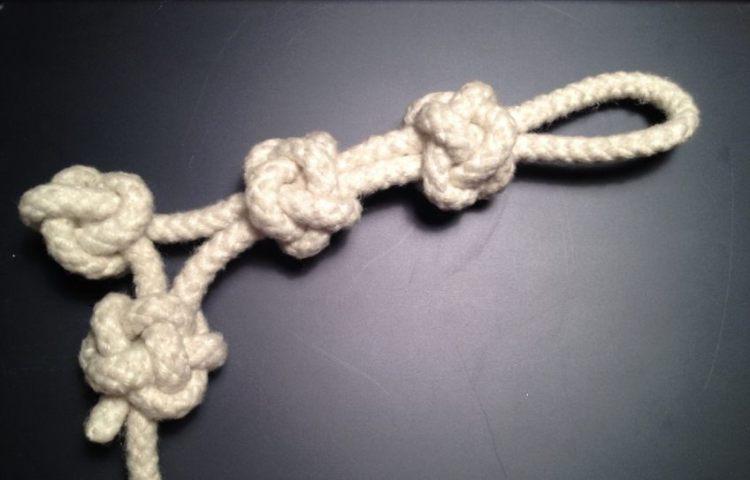 De knoop doorhakken - Gordiaanse knoop