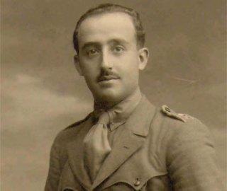 Franco in 1923