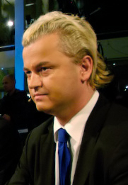 Geert Wilders roofde een zetel van de VVD - cc