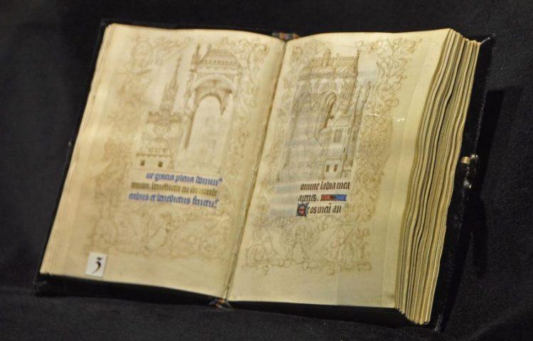 Getijdenboek Gebroeders Van Limburg