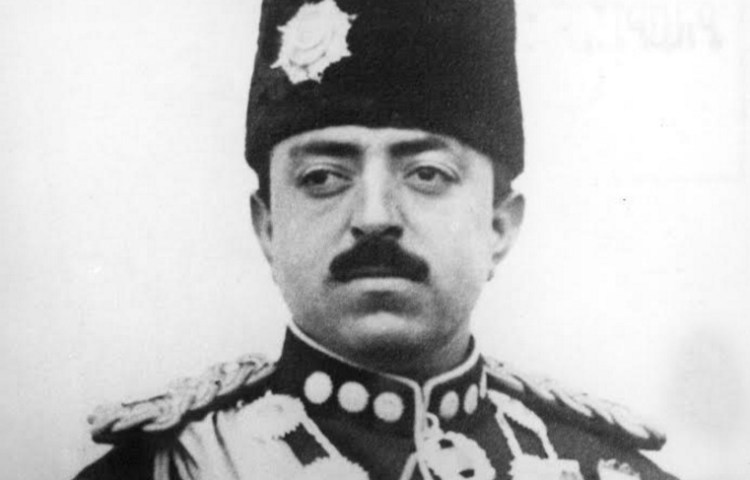 Koning Amanoellah Khan - Wikimedia