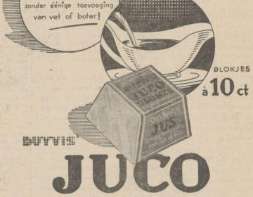 Duyvis en de voedselvoorziening tijdens de Tweede Wereldoorlog