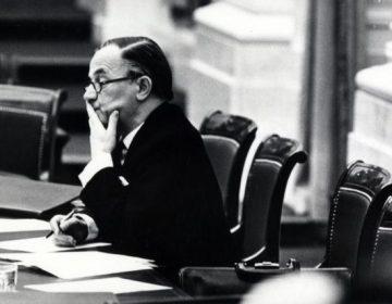 Piet de Jong in 1969 (cc - Anefo Spaarnestad)