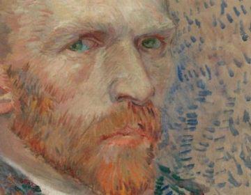 Zelfportretten van Vincent van Gogh