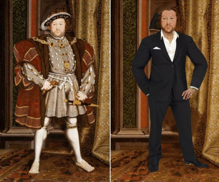 Hendrik VIII van Engeland
