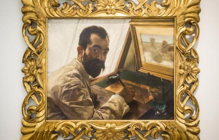 Het ontdekte werk van Lourens Alma Tadema (BBC)
