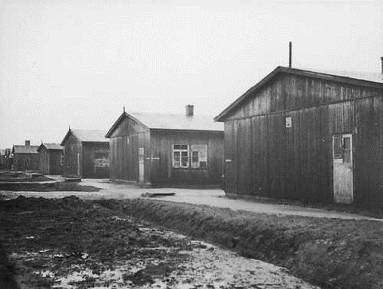 Interneringskamp Westerbork. Bron: Herinneringscentrum Westerbork