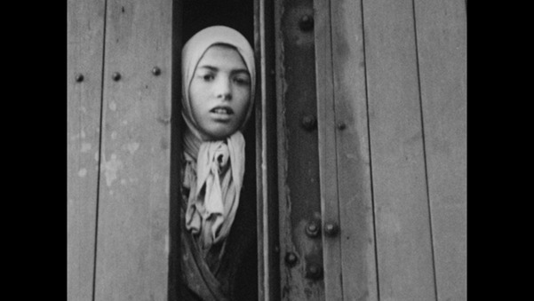 Settela Steinbach - Still uit de Westerborkfilm - cc