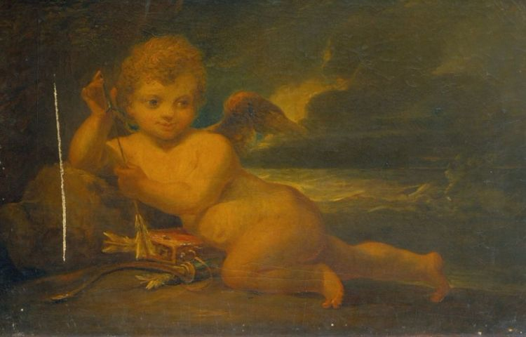 Cupido (Eros) volgens Sir Peter Francis