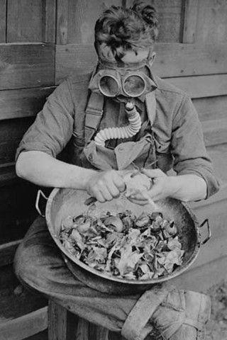 Foto uit de Eerste Wereldoorlog