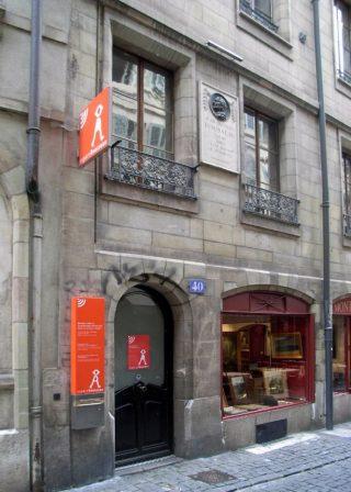 Geboortehuis van Rousseau