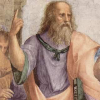 De Griekse filosoof Plato