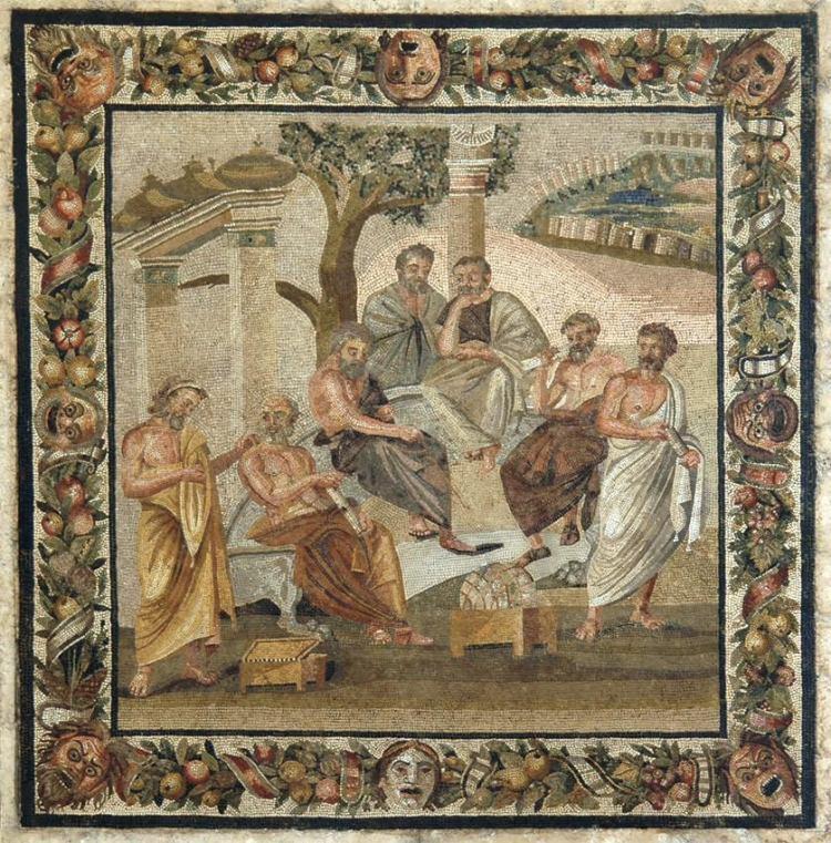 Plato en de Academie