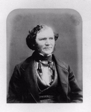 Portret van Leopold von Ranke