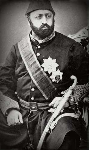 Sultan Abdülaziz erkende Roemenië op 23 december 1861