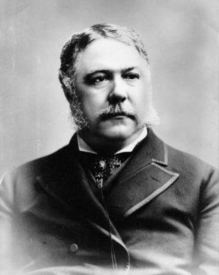 De muzikant werd vernoemd naar de Amerikaanse president Chester Arthur