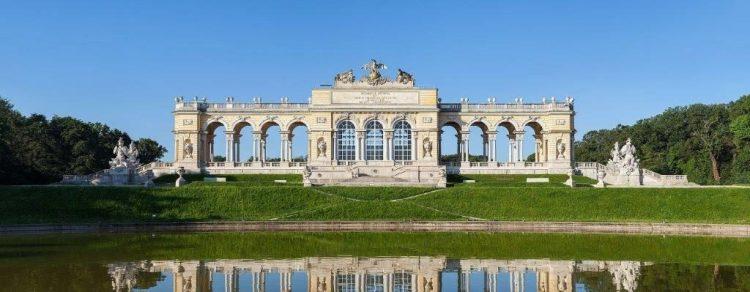 Gloriette Schönbrunn, Wenen, © Thomas Wolf - cc